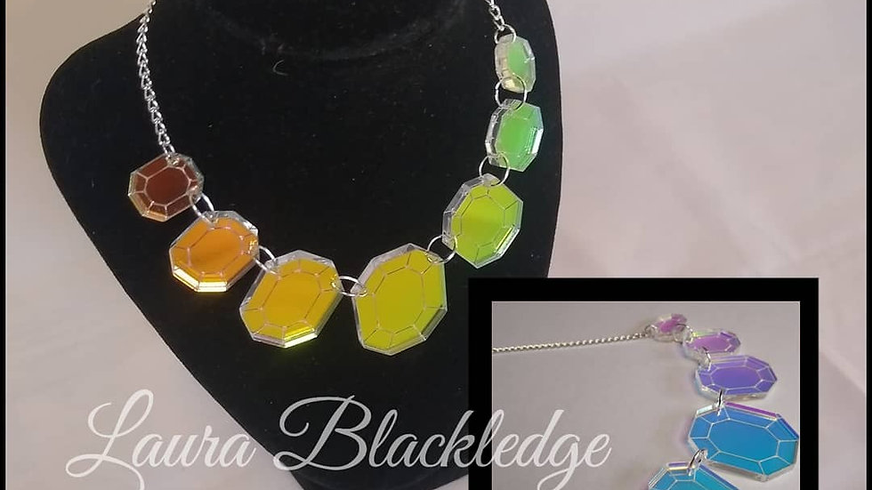 Aurora Gems Necklace