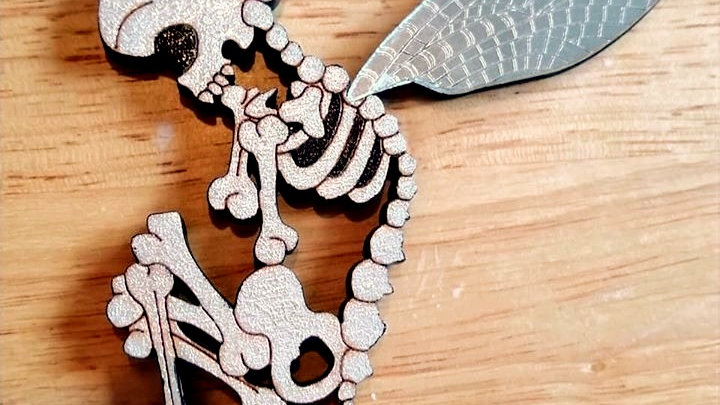 Fairy Fossil Necklace