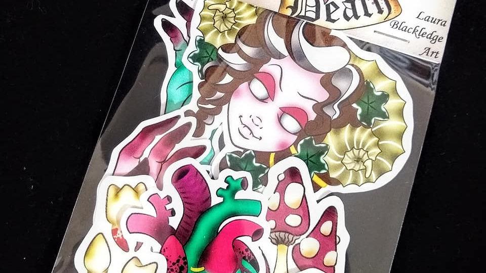 """""""Til Death"""" Full Sticker Pack"""