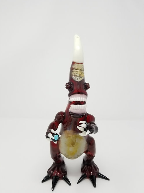 Kyruglass Red Full Standing Monster