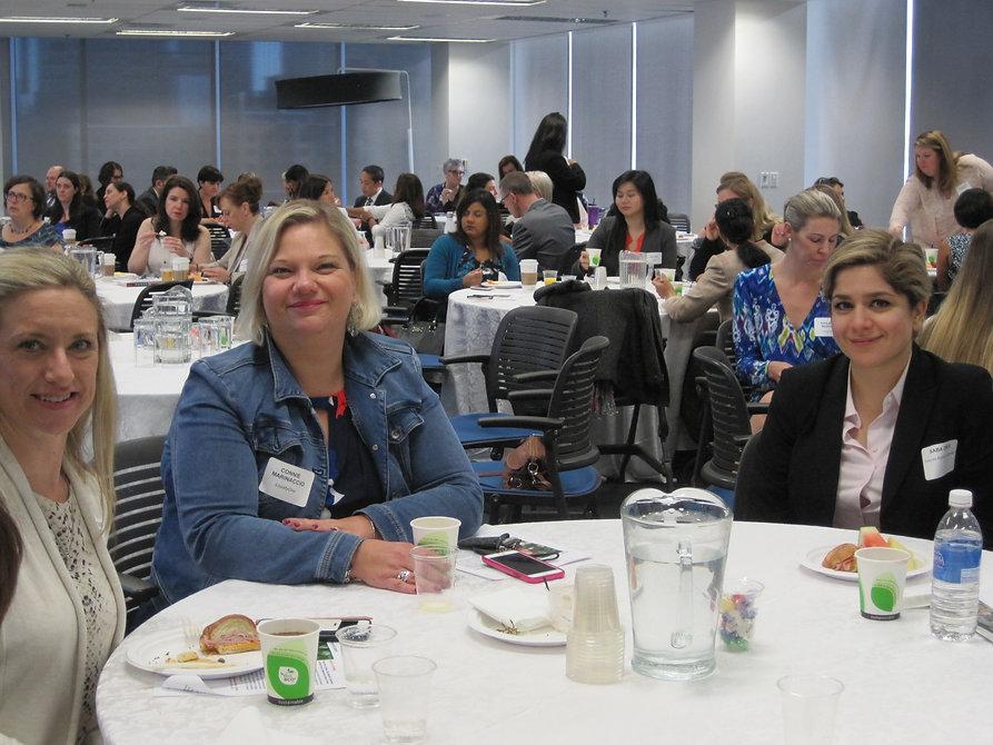 Women in Leadership 2021