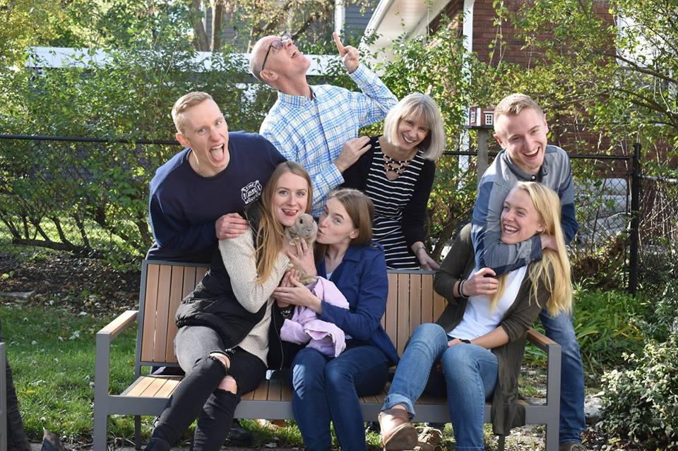 CoachManning-family-goofypic