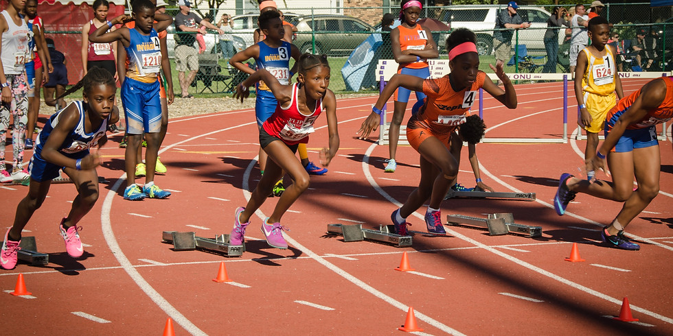 2019 USATF Illinois Junior Olympics T&F Championships