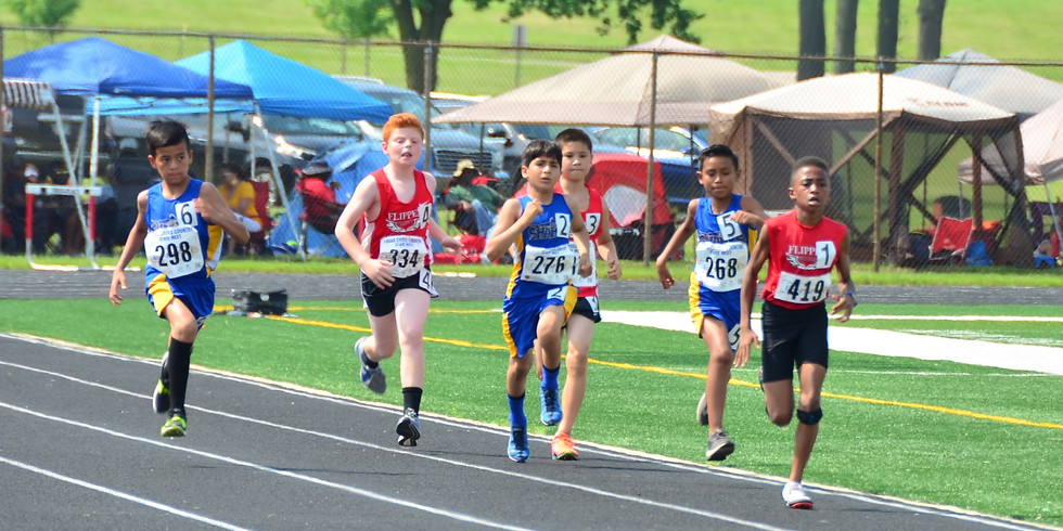 AAU Central District Junior Olympic (State Qualifier)
