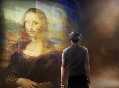Mona Lisa : Beyond the Glass