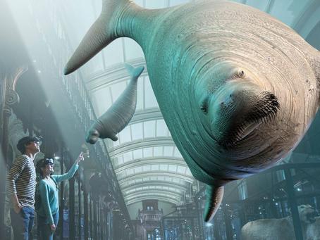 AR brengt uitgestorven dieren opnieuw tot leven