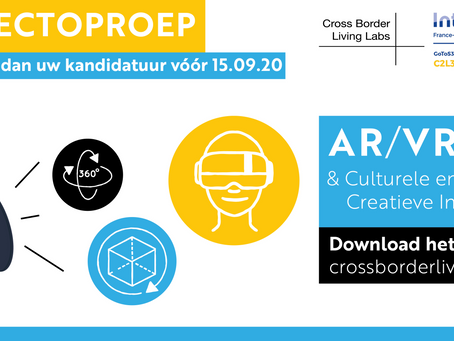 Projectoproep CrossBoarder Living Labs