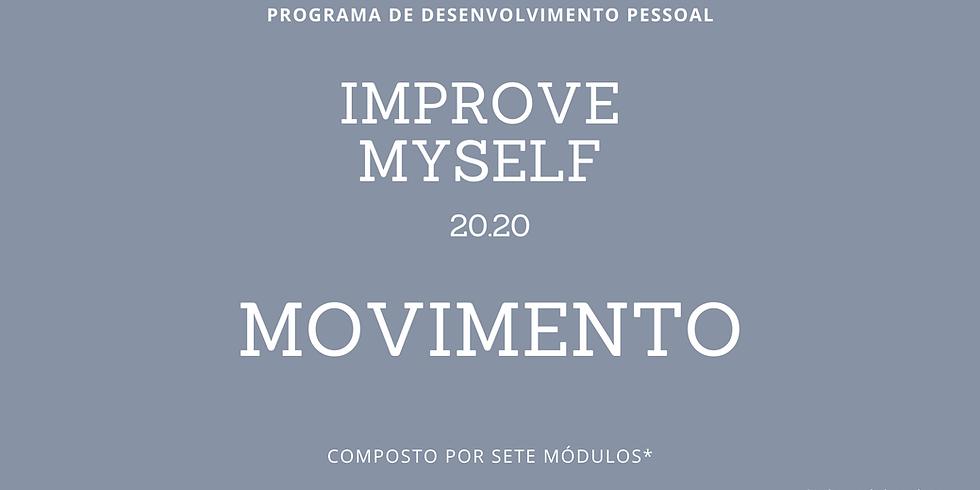 Módulo 2 - Movimento - Improve My Self 20.20