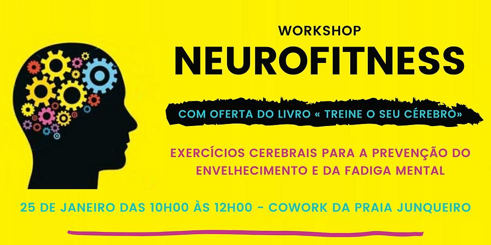Workshop Neurofitness - oferta do livro «Treine o seu cérebro»