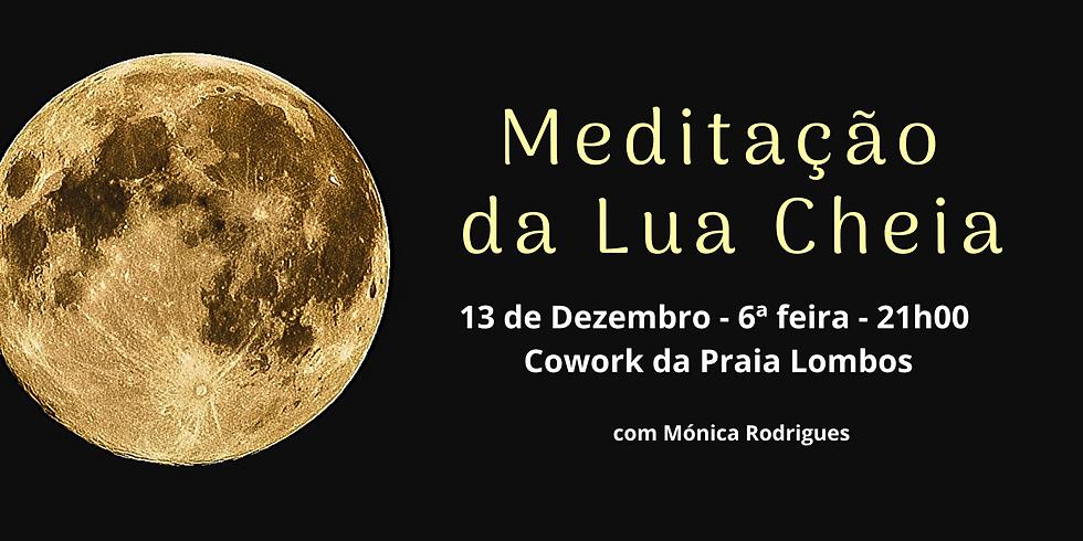 Meditação Da Lua Cheia