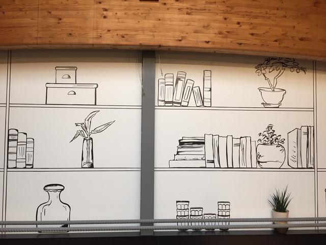 Wandgestaltung Raumschöpfer Edding Stifte