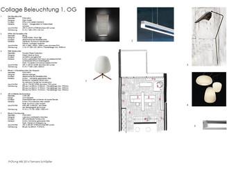Collagen Lichtplanung