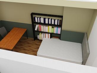 3D Gestaltung Farbgestaltung Einrichtungsberatung