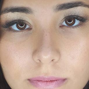 _tellenbeauty 💗Love this Makeup Look _T