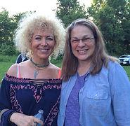 Gaynel and Jenny Devoe