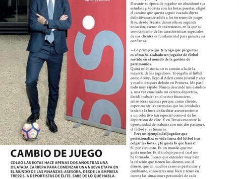 CLUB DEL DEPORTISTA: Asesora, desde Tressis a deportistas de élite.