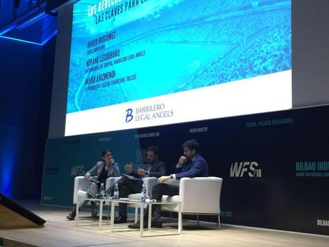 WORLD FOOTBALL SUMMIT BILBAO: La importancia de una adecuada fiscalizad durante la carrera de los ju