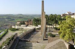 Monument 4 barres