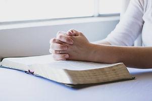 Prayer small