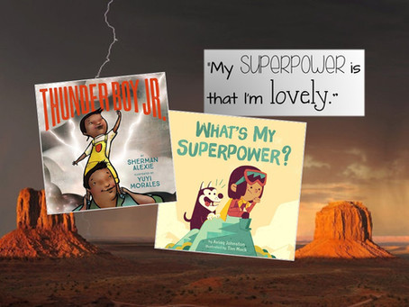"""My Superpower is that… I'm Lovely"""