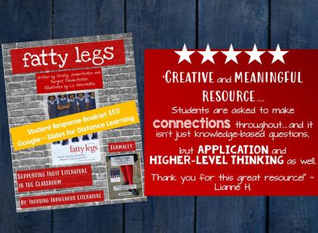 Fatty Legs – A Educational Must Read