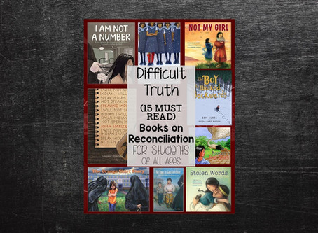 The Difficult Truth - Excellent Books on Reconciliation for all Ages