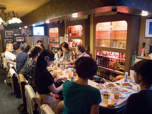 【軟餐俠東瀛遊】同桌同餐 分享美食倍感滋味!