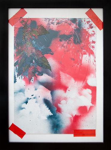 Hendrik Clausen Künstler artist artwork Nummer 5 lebt