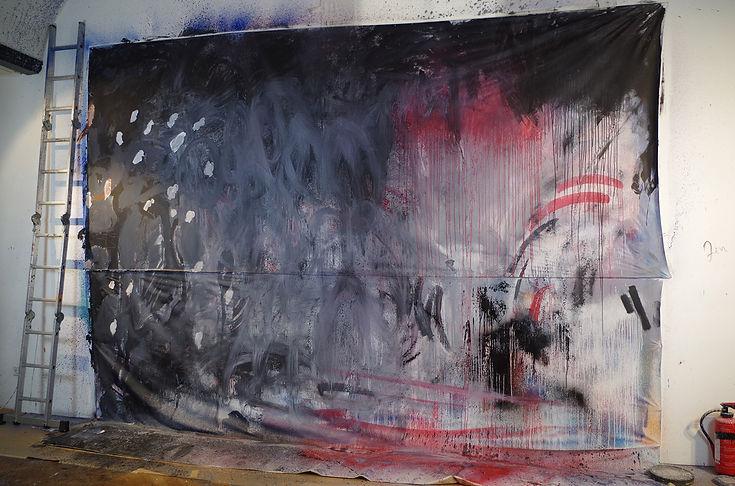 Jan Franzen artist artwork sleep well co