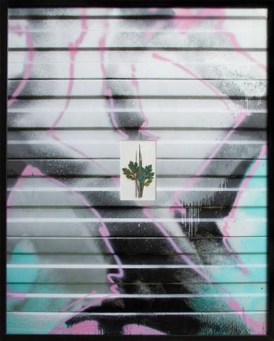 Hendrik Clausen Künstler artist artwork LEAF dirty-minded