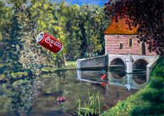 The invasion of Coca-Cola