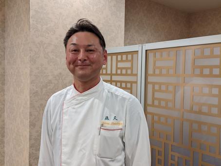 第45回 1月30日放送『中国北京料理 飛天 』1話目