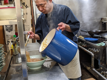 第14話 5月2日放送『番丁ラーメン名掛丁店』
