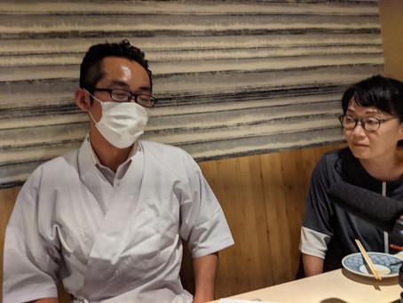 第30回 10月17日放送『仙臺和食 久遠』