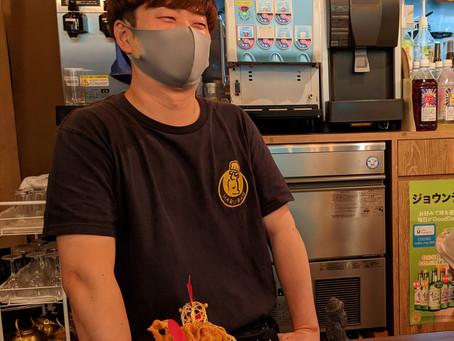 第32回 11月1日放送『韓国居酒屋 ハルバン 』