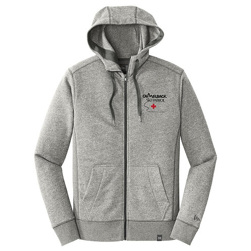 New Era Men's French Terry Full-Zip Hoodie (NEA502)