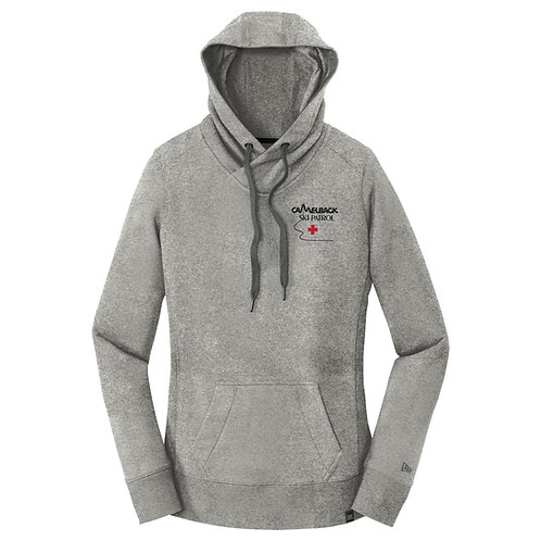 New Era Women's French Terry Pullover Hoodie (LNEA500)