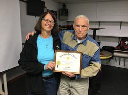 Fred Tim Gold Star Award