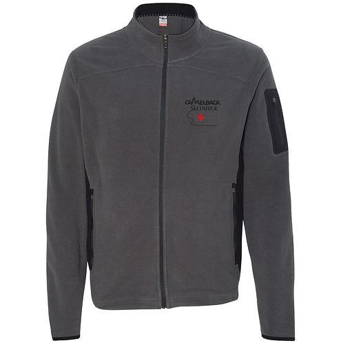 Colorado Clothing - Colorblocked Full-Zip Microfleece Jacket (Colo-5295)