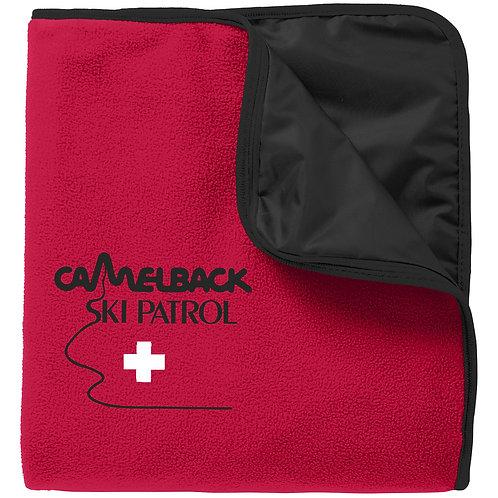 Port Authority Fleece & Polyester Travel Blanket (PA-TB850)