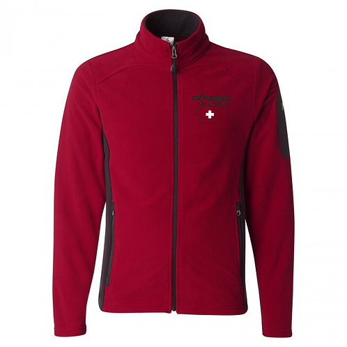 Colorado Clothing - Colorblocked Full-Zip Microfleece Jacket (Colo-5295)