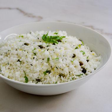 Lemon Herb Rice