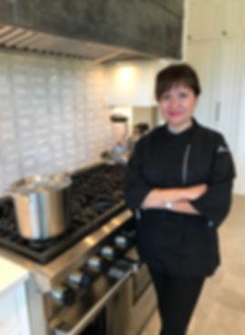 Chef Christina Wunrow