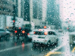 Perdi meu carro na chuva. E agora?