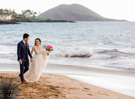 Maui Wedding Planner | Mariella and Javier's Multicultural Wedding at Gannon's Wailea
