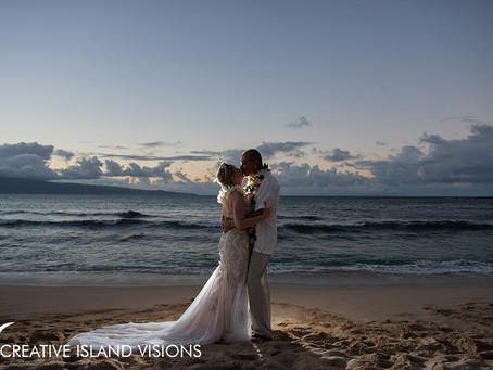 Francesca & Tyler ~ Married at the Wailea Marriott Resort & Spa