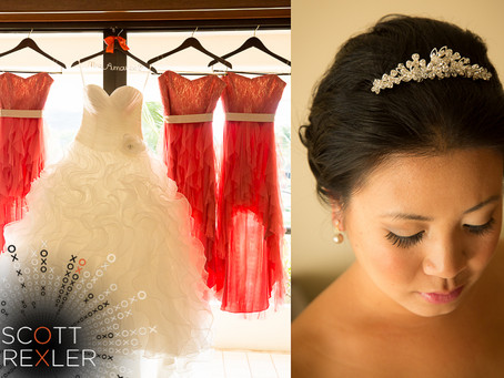 Stephanie & Jeffrey ~ Makena Beach & Golf Resort