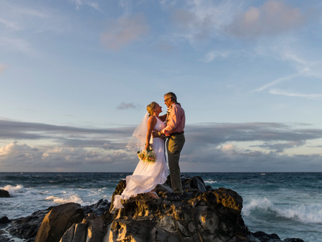 Johnson Family Vow Renewal | Maui Vow Renewal Planner | A Dream Wedding