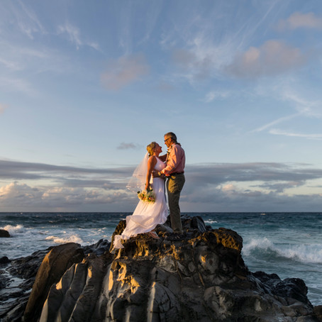 Johnson Family Vow Renewal   Maui Vow Renewal Planner   A Dream Wedding