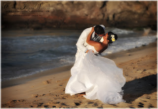 Today's Wedding…. Kapalua, Maui, Ironwoods Beach